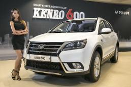 .后劲不足 Kenbo600今年在韩销售目标仅完成9.4%.