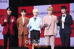 [AJU PHOTO] 하이라이트 8주년 앨범 기념 쇼케이스 개최