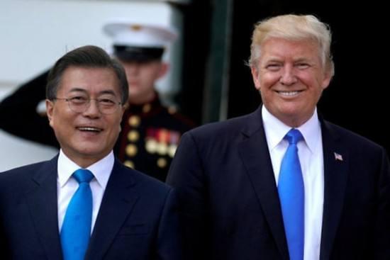 韩美元首11月7日在首尔举行会谈