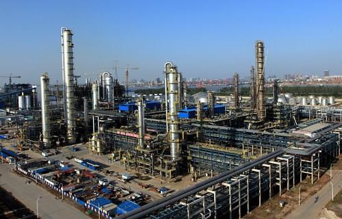 SK投资中韩(武汉)石油化工7400亿韩元 年产量将提高至300万吨