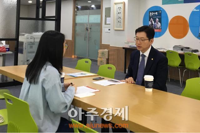 [인터뷰] 김경수 의원