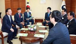 전국시도의장단, 행안부 장관 만나 지방분권 등 정책 제안