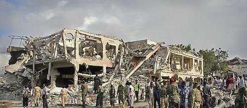 韩外交部强烈谴责索马里恐袭事件