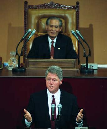 美总统来韩演讲绕不开朝鲜话题