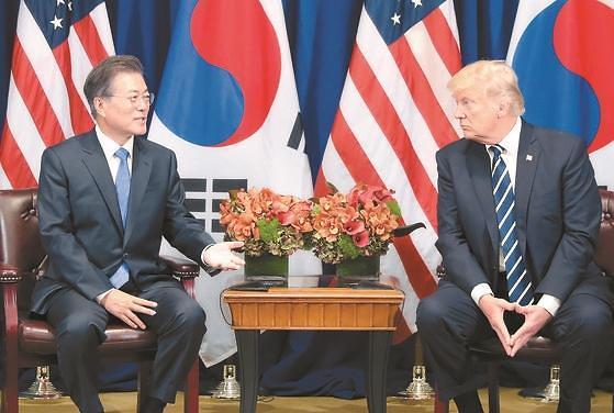 特朗普11月7日抵达首尔8日离韩