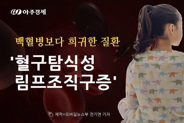 김민우 아내 희귀병 혈구탐식성 림프조직구증..어른에게 더 치명적