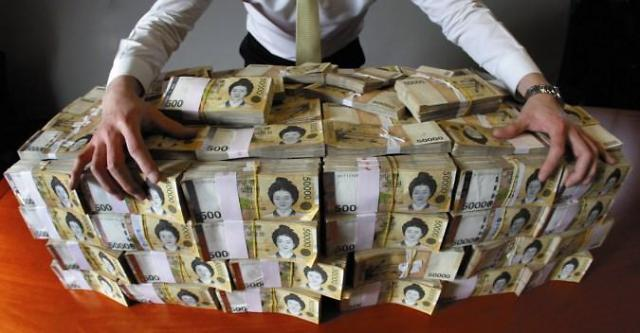 韩国去年地下经济合法化规模达6.6万亿韩元