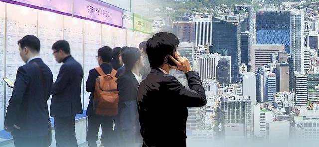 韩9月就业人口通同比增加31.4万人