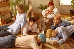 .BTS连续四周跻身美公告牌200强榜 排名第15.