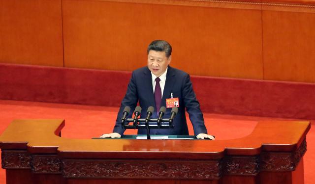 中国共产党第十九次全国代表大会在北京隆重开幕 习近平做工作报告