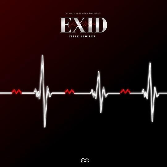 EXID发回归预告照