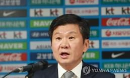 Football chief vows to bring in foreign assistants for national team