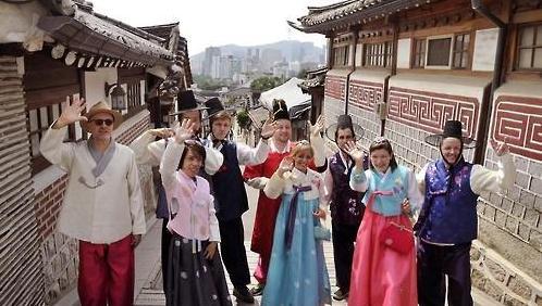 统计:去年韩旅游市场规模同比增12%逾1460亿元