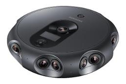 .Samsung introduces high-end 3D VR camera for specialists.