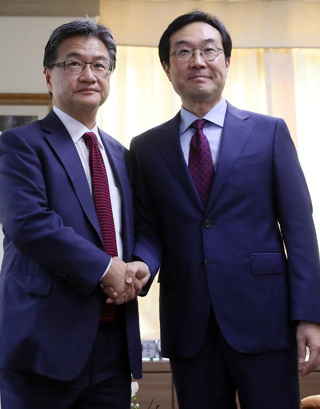 六方会谈韩美团长会晤商讨朝核应对方案