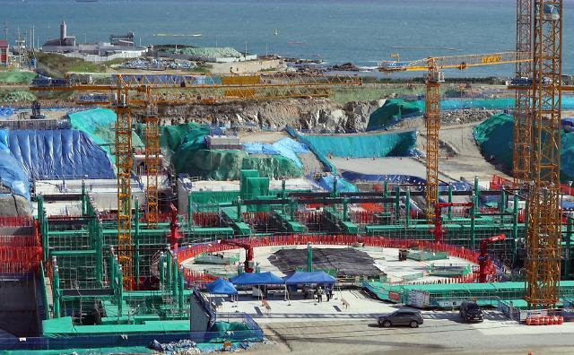 文在寅称将尽快重启新古里核电站建设 大力推进能源转换政策