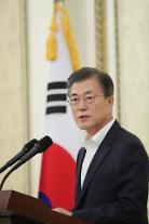 [전문] 문재인 대통령 '신고리 5~6호기 건설 재개 권고' 관련 입장