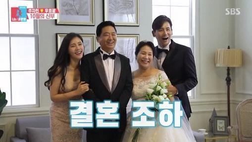 秋瓷炫给公婆感动礼物 促《同床异梦2》最高一分钟收视率达11.5%