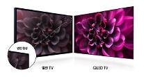 프리미엄 TV 전쟁... 삼성 'QLED' vs LG 'OLED'