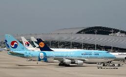 .韩国仁川机场每100次航班中有7次延误.