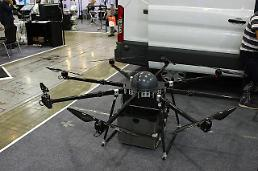 .S. Korea tests unmanned drone delivery for postal service.