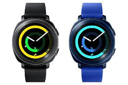 .Samsung unveils new smartwatch Gear Sport to match Apples.