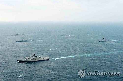 韩澳海军下月在韩联演反潜反舰