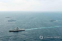 .韩澳海军下月在韩联演反潜反舰.