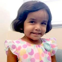 Father of missing 3-year-old girl in Texas admits killing her after a body identified