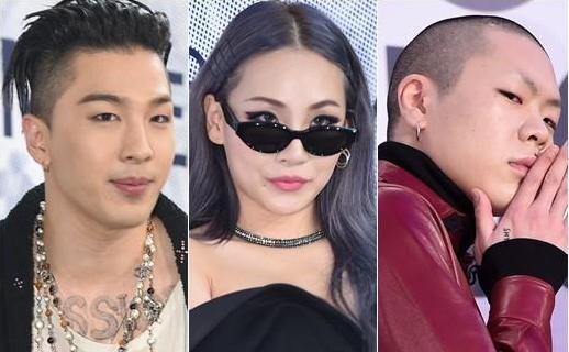 太阳CL吴赫全新综艺11月23日首播