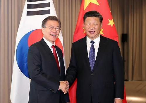 韩外交部:韩中通过外交渠道商讨文在寅访华事宜