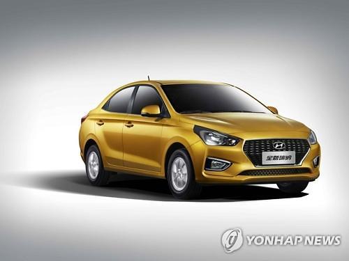 现代汽车将在华推新车挽回颓势