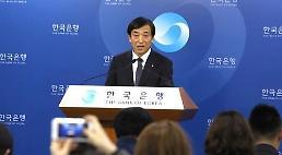 .七家外国投资银行预测: 韩央行将于11月上调基准利率.