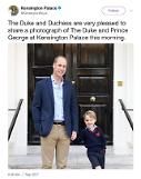 .ISIS angers the world after its threat to harm 4-year-old Prince George .