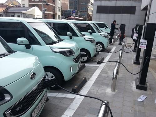 首尔市将大量增设充电站 2025年电动车有望达10万辆