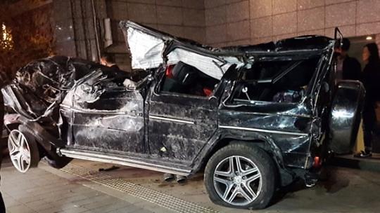 已故演员金柱赫驾驶车辆 被送往相关机构进行调查