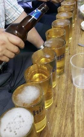 统计:韩2016年酒水产量回落 同比减3.3%