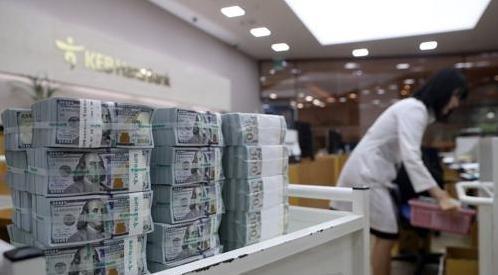 韩10月外储3845亿美元 连续两个月减少