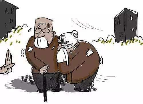 """赡养老人是谁的责任?过半韩国人认为""""是社会的"""""""