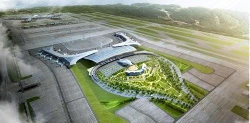 仁川机场第二航站楼明年1月18日启用