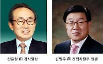 무협 차기회장, 전윤철·김영주 2파전 유력