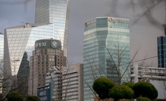 韩国证券公司规模缩水 外籍公司占比达四成