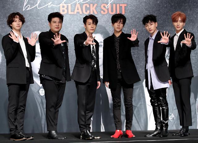 SJ纪念出道12周年 将以6人组形式回归
