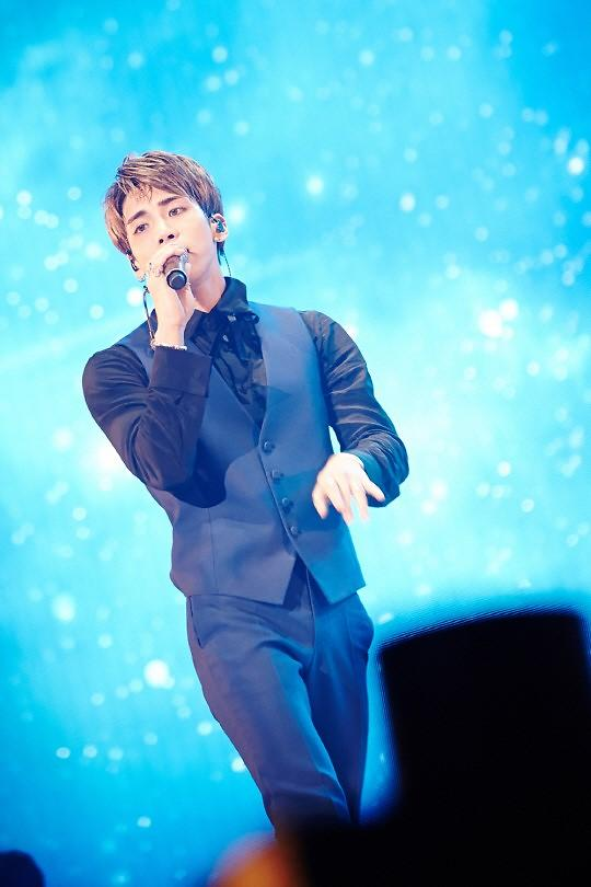 SHINee钟铉12月9-10日举行首尔个唱