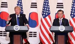 .特朗普:力促公正互惠的韩美自由贸易谈判.