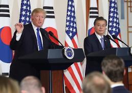 .特朗普:韩国将购买数十亿美元美国武器.