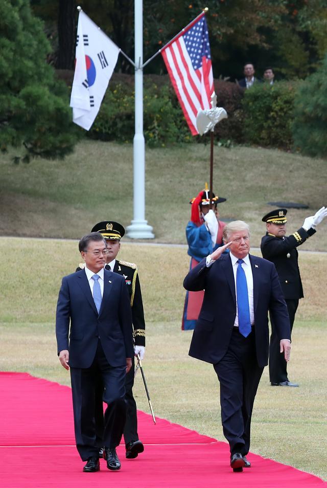 韩将与美国讨论购买合造核潜艇与侦察卫星