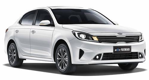 起亚在华推出新e代福瑞迪智慧型轿车