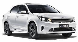 .起亚在华推出新e代福瑞迪智慧型轿车.