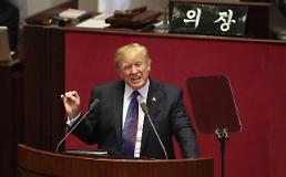 .韩统一部:关注朝鲜对特朗普演讲作何回应.